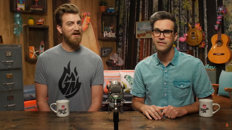 Good Mythical Morning names Wingstop Lord of the Wings