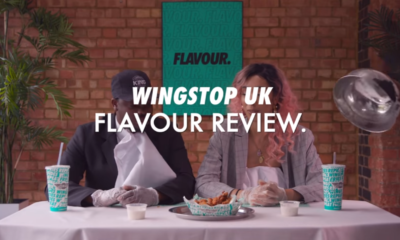 [Video] Snoochie Shy & Sideman: Wingstop UK Flavour Review Bringing flavour to London.