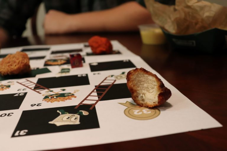 Saucy Slides: A Flavorful Twist on a Board Game Classic