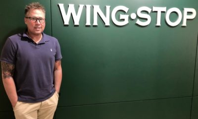 Cody Thornton Named Team Member of the Quarter Team Member of the Quarter Cody Thornton was honored in Q3 for embodying the Wingstop Way.