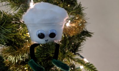 DIY: How to Make Your Own Lil' Ranchy Ornament This Holiday Season A step-by-step guide on how to bring Wingstop into your Christmas with Lil' Ranchy.