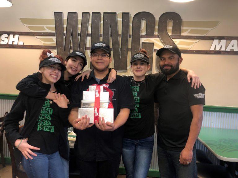 Wingstop team