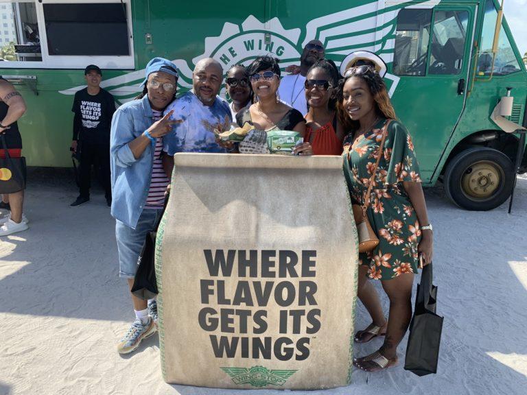 SOBEWFF Wingstop winner.