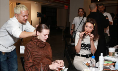 Wingstop Takes Off at the Runway at NYFW with Brandon Maxwell Partnership Elle - February 10, 2019