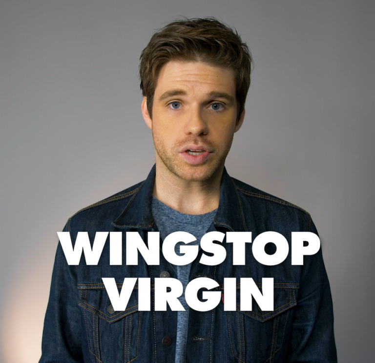 Wingatop Virgin - Take Your Wingstop First-Time Friends Under Your Wing This V-Day
