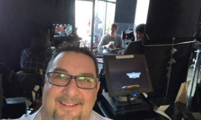 Chef Larry Gives Us the Wingsider View A look behind the scenes of our TV spot, Where Flavor Gets Its Wings.