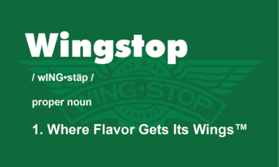 "National Grammar Day PSA: It's ""Wingstop"" We love you, but (sometimes) you're wrong."