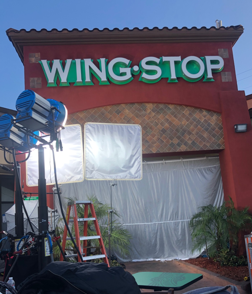 "The Making of our ""Where Flavor Gets its Wings"" TV Spot"