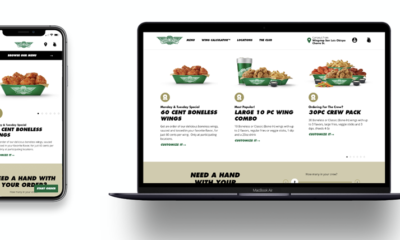 Introducing the New and Improved Wingstop.com and Wingstop App Get at your flavor fix with our innovative, user-friendly interface.