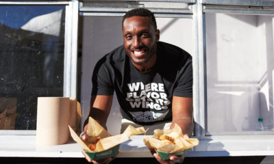 Wingstop Flavor World Tour at Hippie Hill We crashed the festival with our sensory-enhancing flavor and free wings.