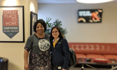 "National Receptionists' Day: Celebrating Judy Jackson How the manager of first impressions ""Serves the World Flavor"" in her role."