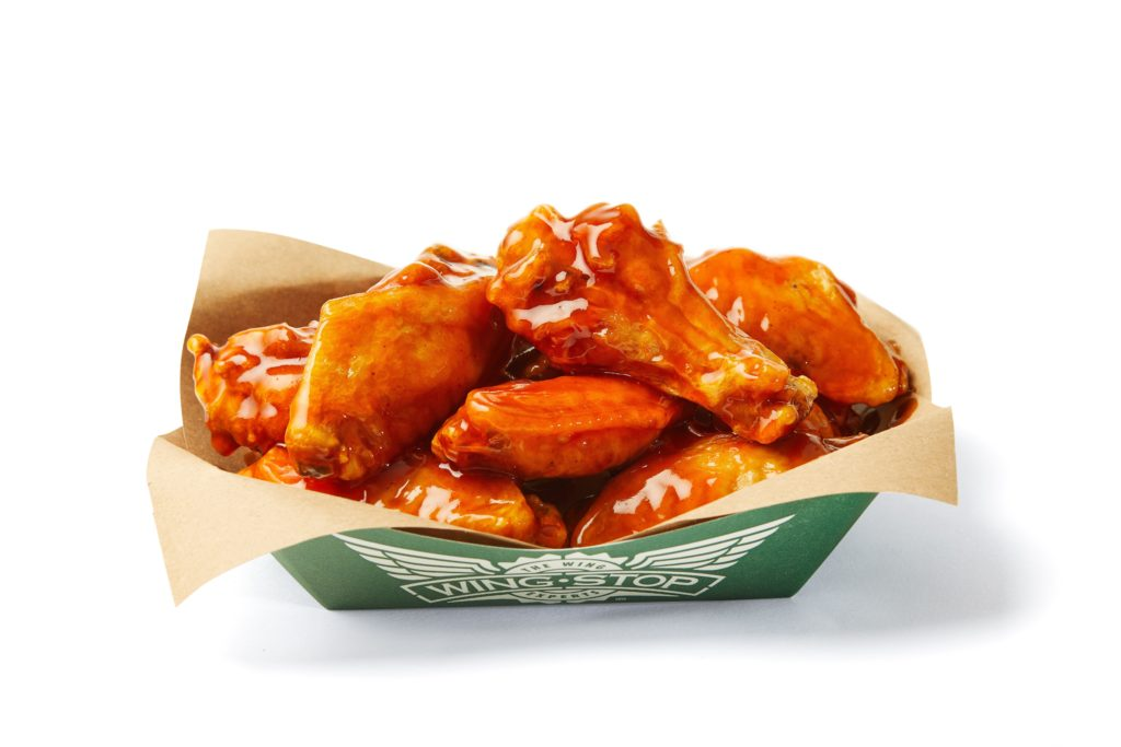Wingstop Ancho Honey Glaze Flavor