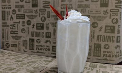 Lemon Pepper Milkshake: The Flavor Fix You Didn't Know You Needed This milkshake is like liquid gold, combining lemon and ice cream into an unforgettable flavor experience.