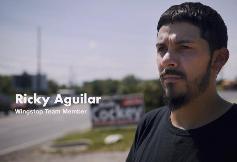 Ricky Aguilar Wingstop Team Member