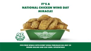 National Chicken Wing Day Featured Image 1
