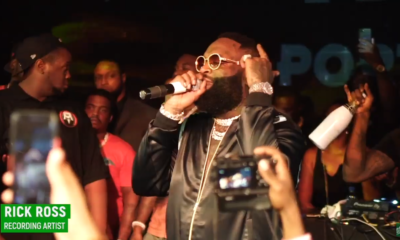 Rick Ross Drops the Heat with a New Album and Wingstop Flavor We Rolled Up with the Wingstop Truck for the Port of Miami 2 Album Release Party.