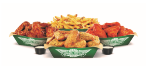 Wingstop Full Flavor Fix Whole Wing