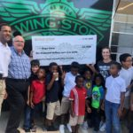HOPE Farm Serves with Help from Wingstop Charities Grant
