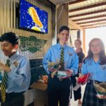 Wingstop Charities Serves Students of Cristo Rey Fort Worth