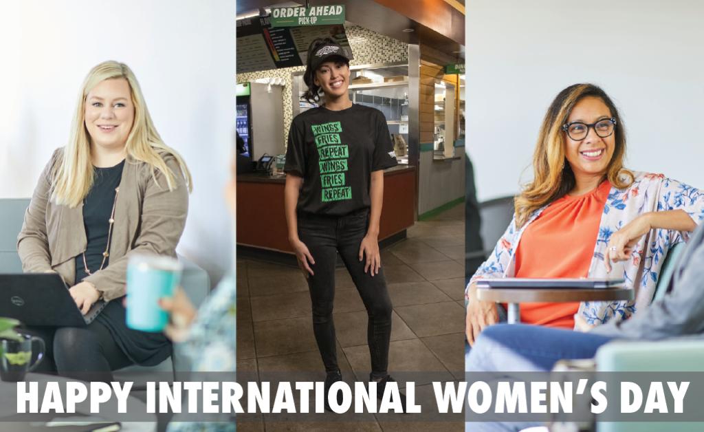 International Womens Day Wingsider Image 2