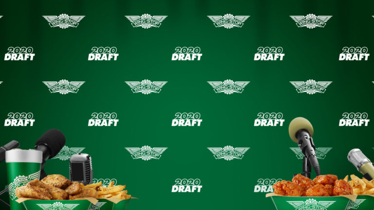 Wingstop 2020 Draft