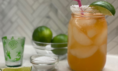 Wingstop OG Hot Margarita Your Cinco de Mayo dreams just came true.