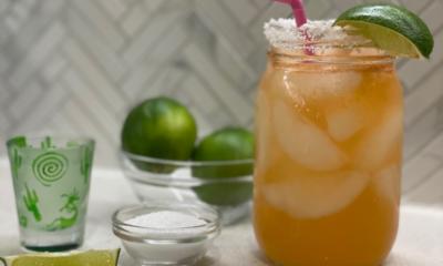 Wingstop OG Hot Margarita Your Cinco de Mayo dreams just came true.
