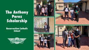 The Anthony Perez Scholarship Photo
