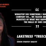 "Team Member Spotlight – Laketress ""Treece"" Jones"