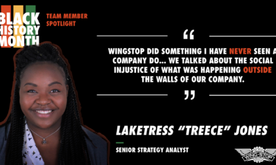 "Team Member Spotlight – Laketress ""Treece"" Jones Get to know Senior Strategy Analyst, Laketress!"