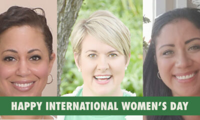 Wingstop Highlights Female Team Members on International Women's Day! During Women's History Month, we're highlighting a few women of Wingstop!