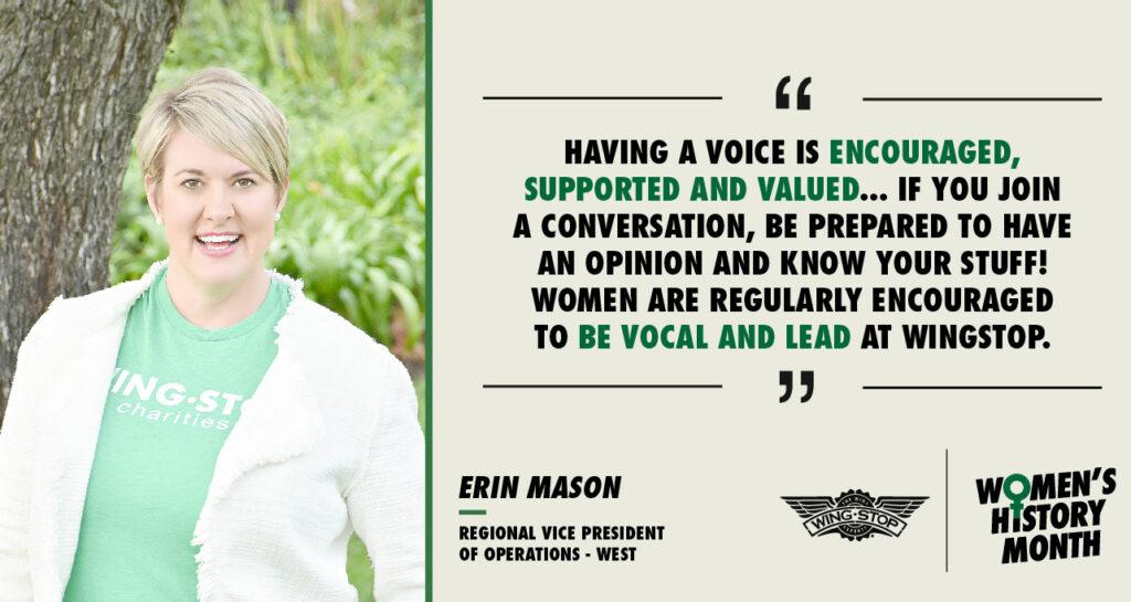 WHM Erin Mason Intl Womens Day