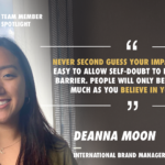 Team Member Spotlight – Deanna Moon