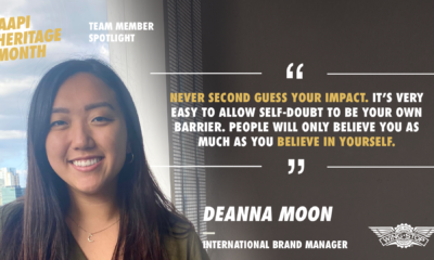 Team Member Spotlight – Deanna Moon Get to know International Brand Manager, Deanna!