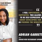 Team Member Spotlight – Adrian Garrett