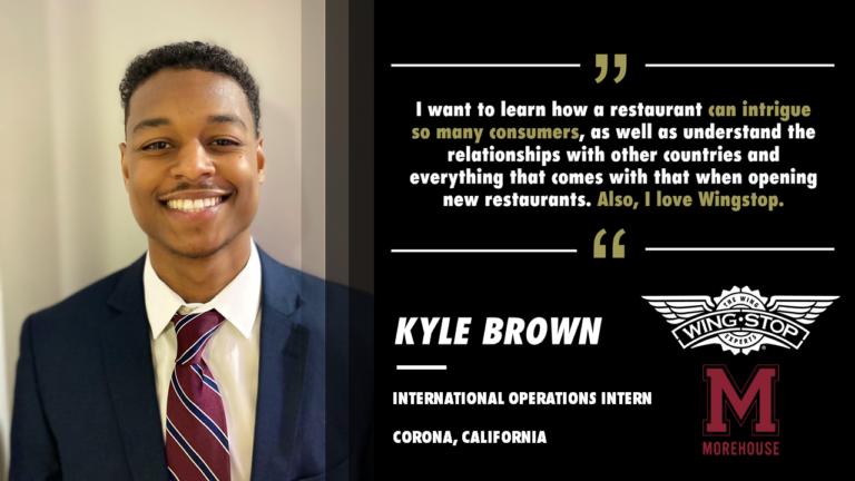 Intern Graphic Kyle